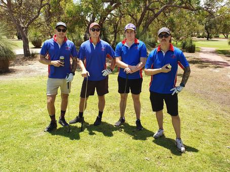 Annual Golf Day in Full Swing
