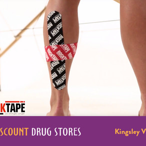 What you need to know about Rocktape by Kingsley Discount Drug Store