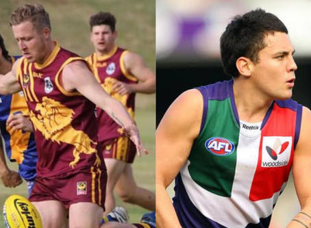 New Coach and Ex-AFL Recruit