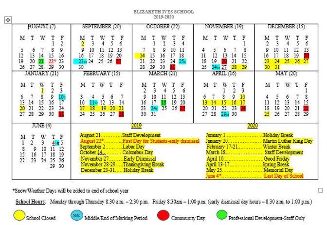 Elizabeth Ives 2019-2020 Calendar.JPG