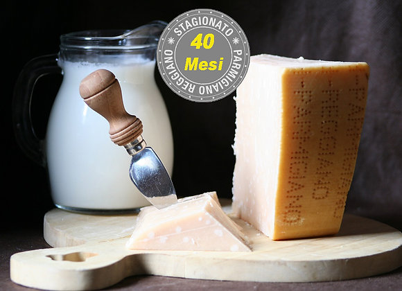 Parmigiano Reggiano 40 mesi