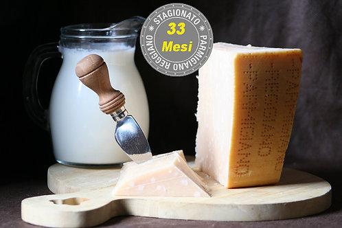 Parmigiano Reggiano 33 mesi
