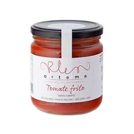 12 botes de tomate frito