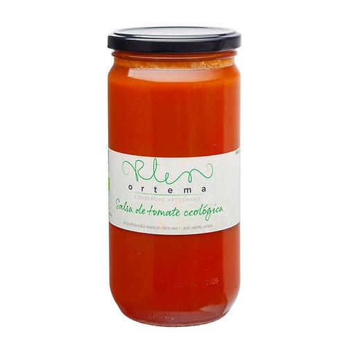 salsa de Tomate Ecológica Frasco 720 m