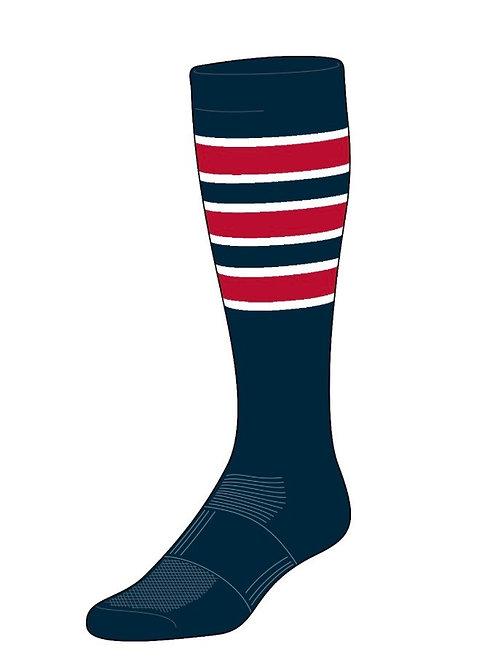 Custom Striped Socks