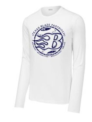 Blaze Circle Drifit - Long Sleeve