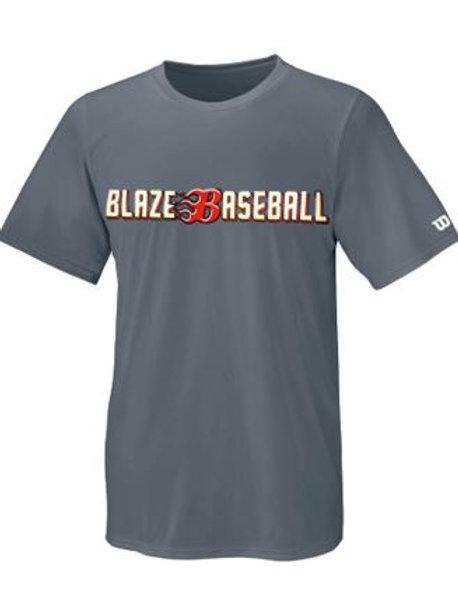 Baseball Practice Jersey - Graphite
