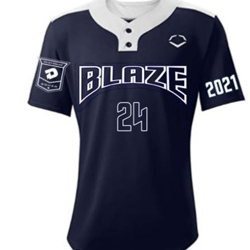 """2020 EVO """"BLUE-OUT"""" JERSEY"""