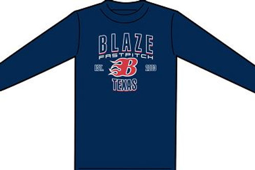 Blaze Texas Longsleeve T-Shirt