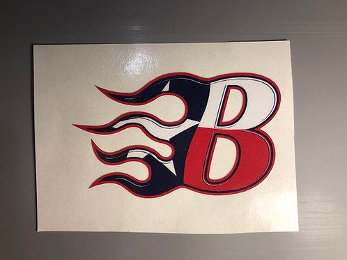 Blaze Decals