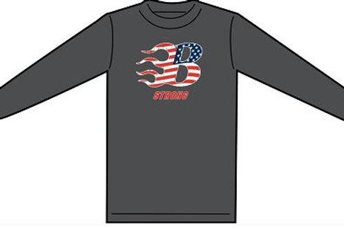 Blaze Strong Longsleeve T-Shirt