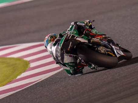 Little recap of 1st practise day in Losail