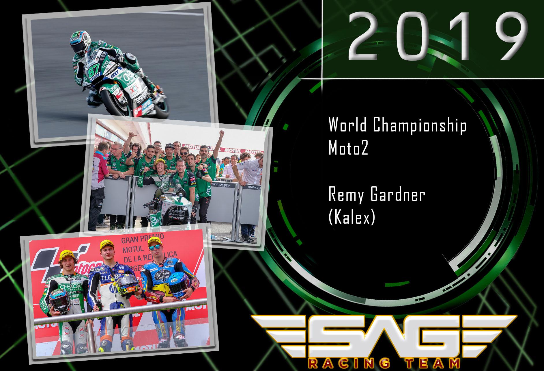 Remy Gardner (Moto2 rider)