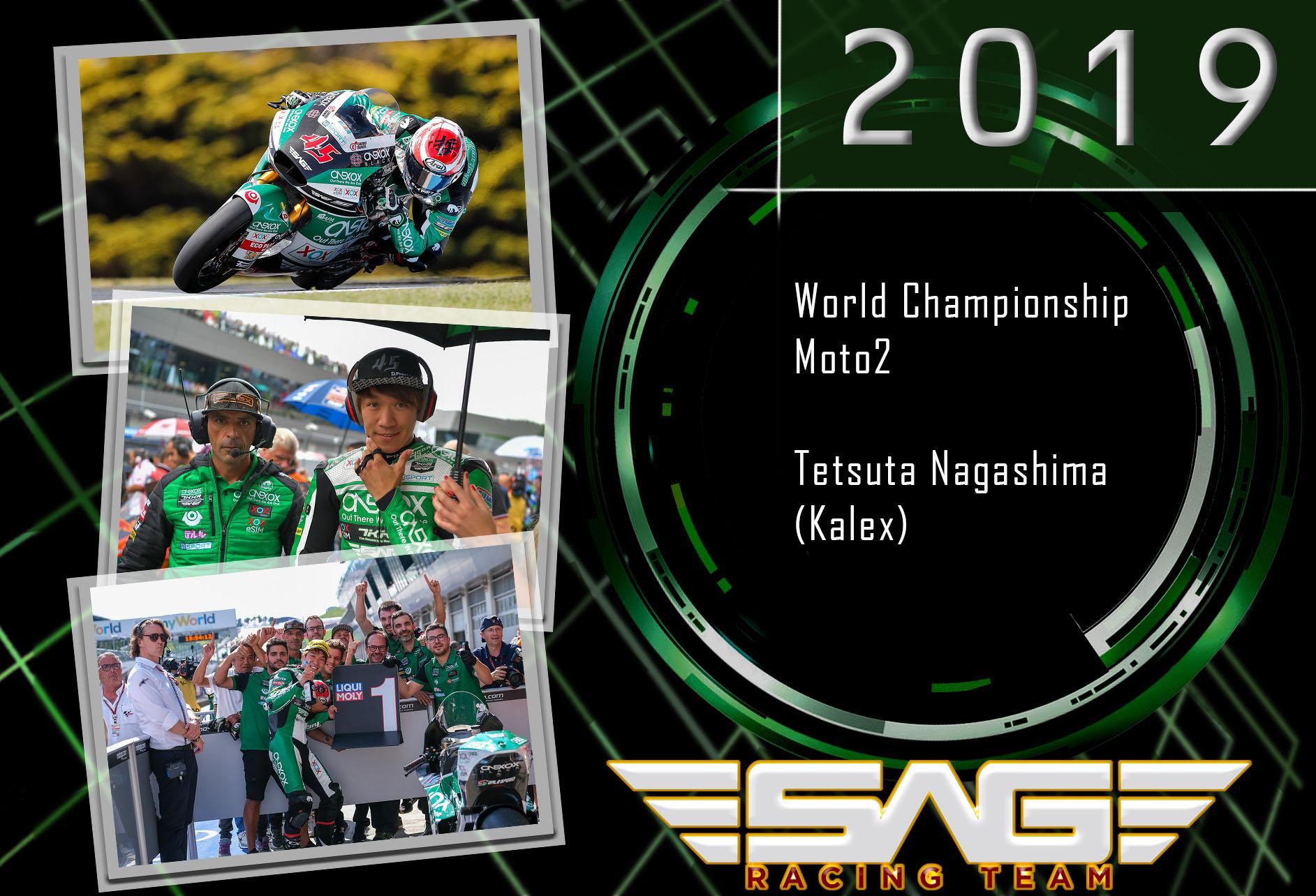 Tetsuta Nagashima (Moto2 Rider)