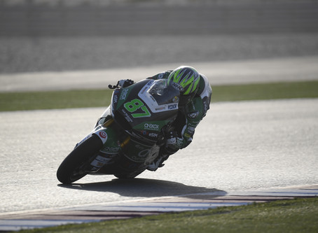 2nd day of IRTA tests in Qatar