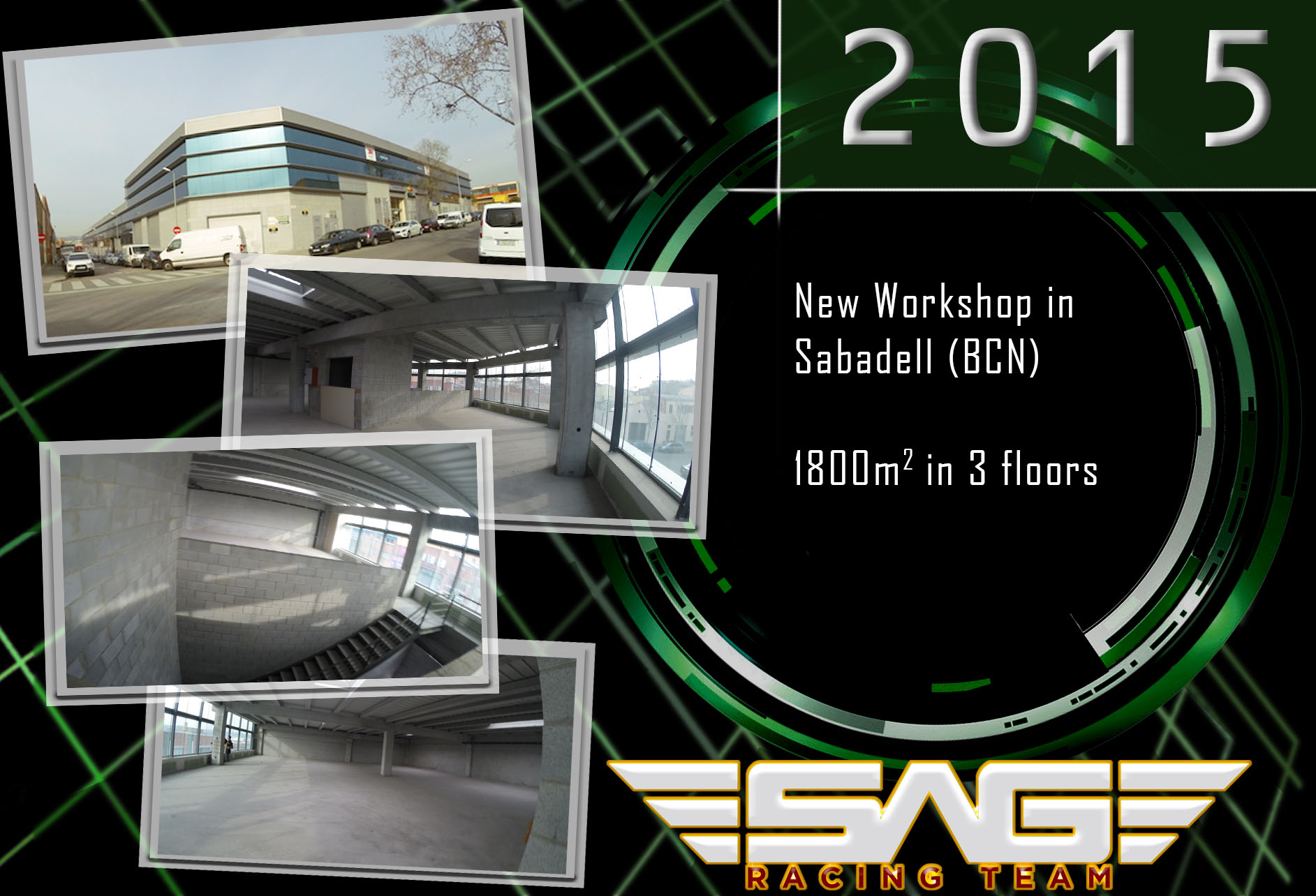New Workshop
