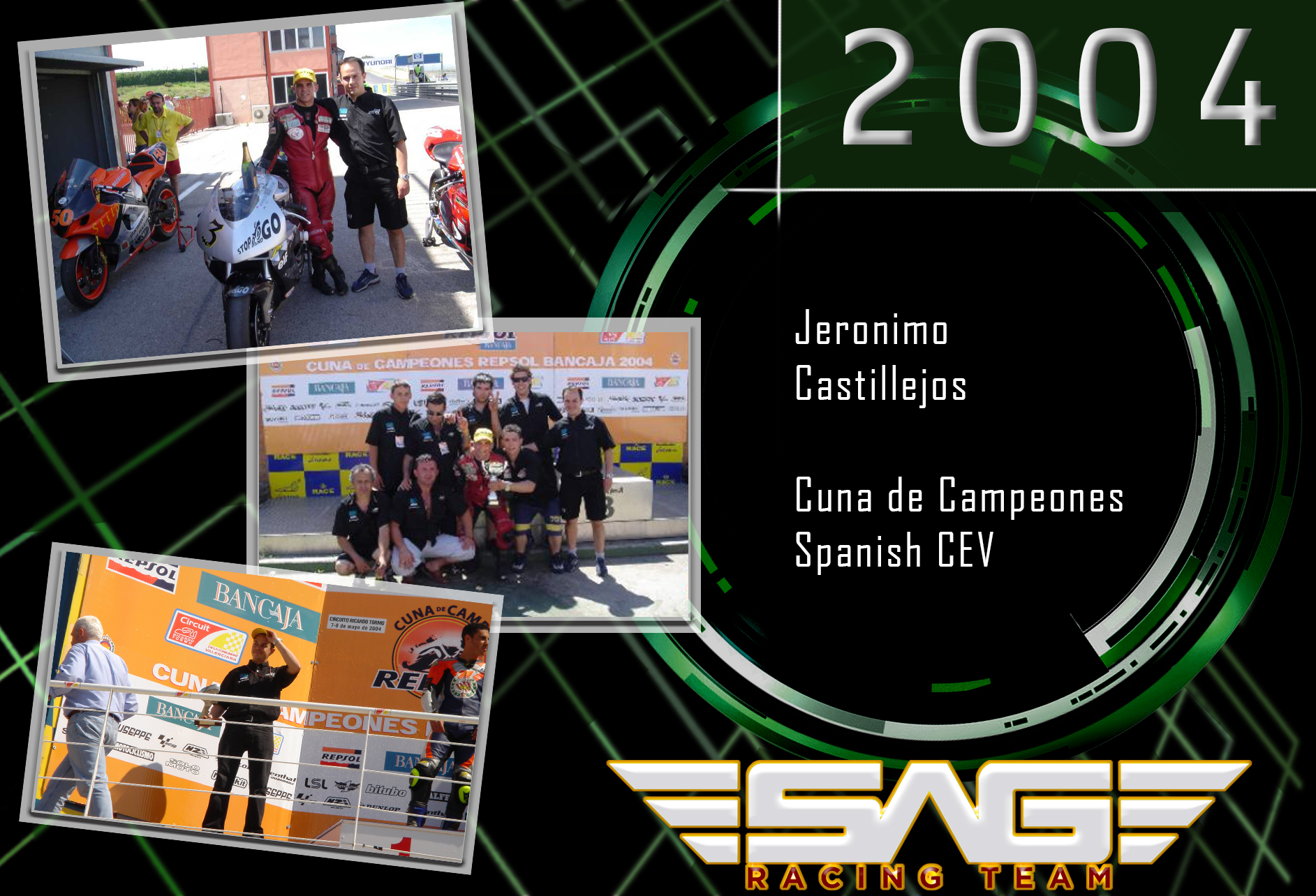 CEV & Cuna de Campeones Rider Jerónimo Castillejos