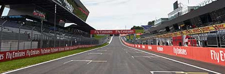 The Red Bull Ring (Austria)