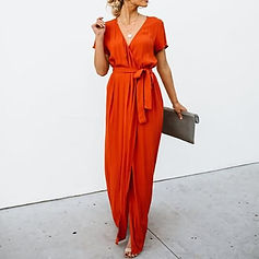 btq pinterest rust wrap dress.jpeg