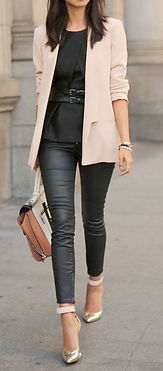 btq pinterest black and blush outfit.jpe