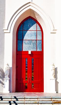 St. Joseph's Main Door