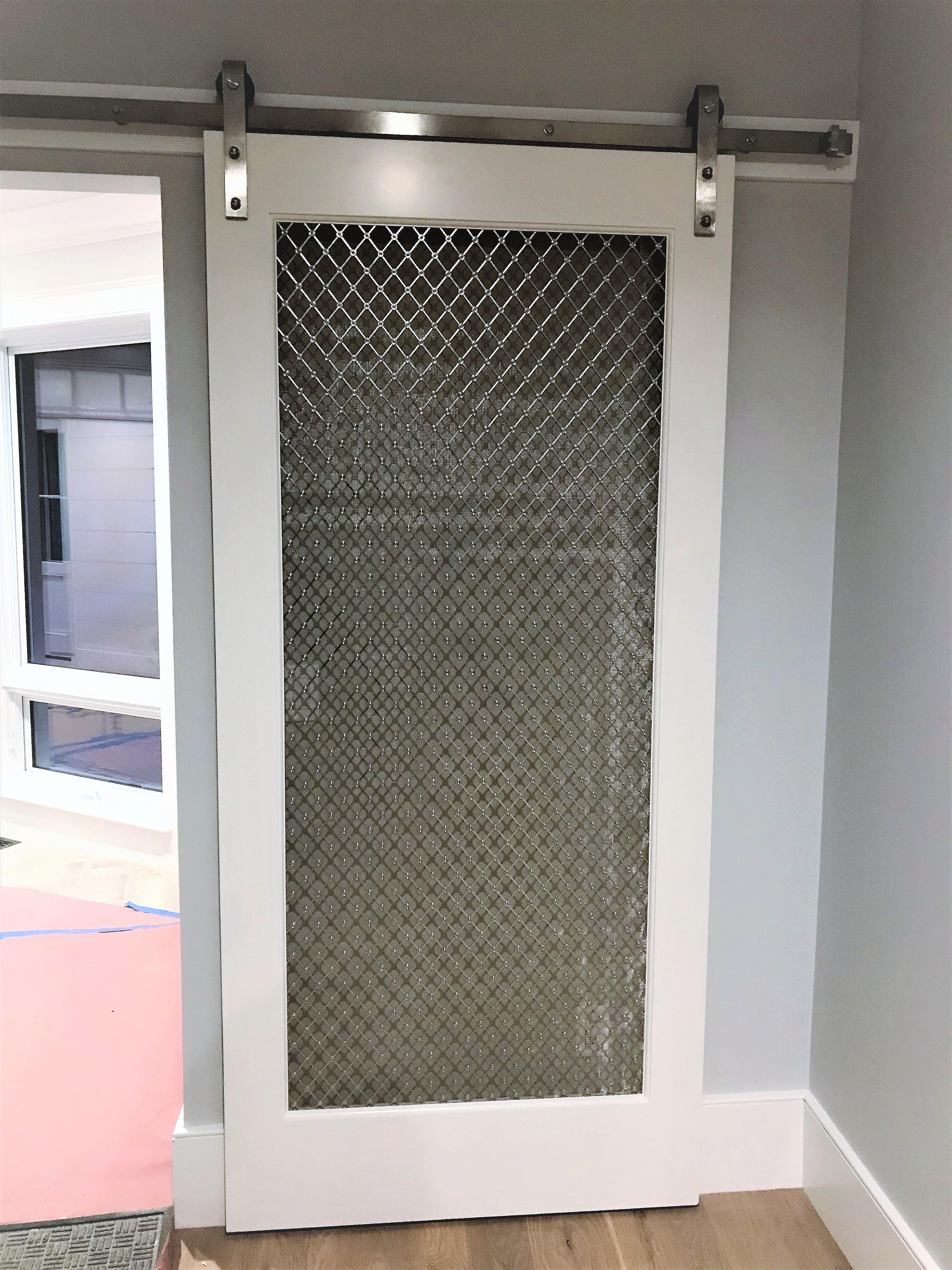 Newburyport doggie door