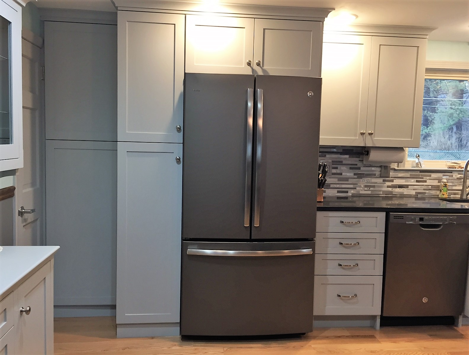 Kitchen in Dudley, MA