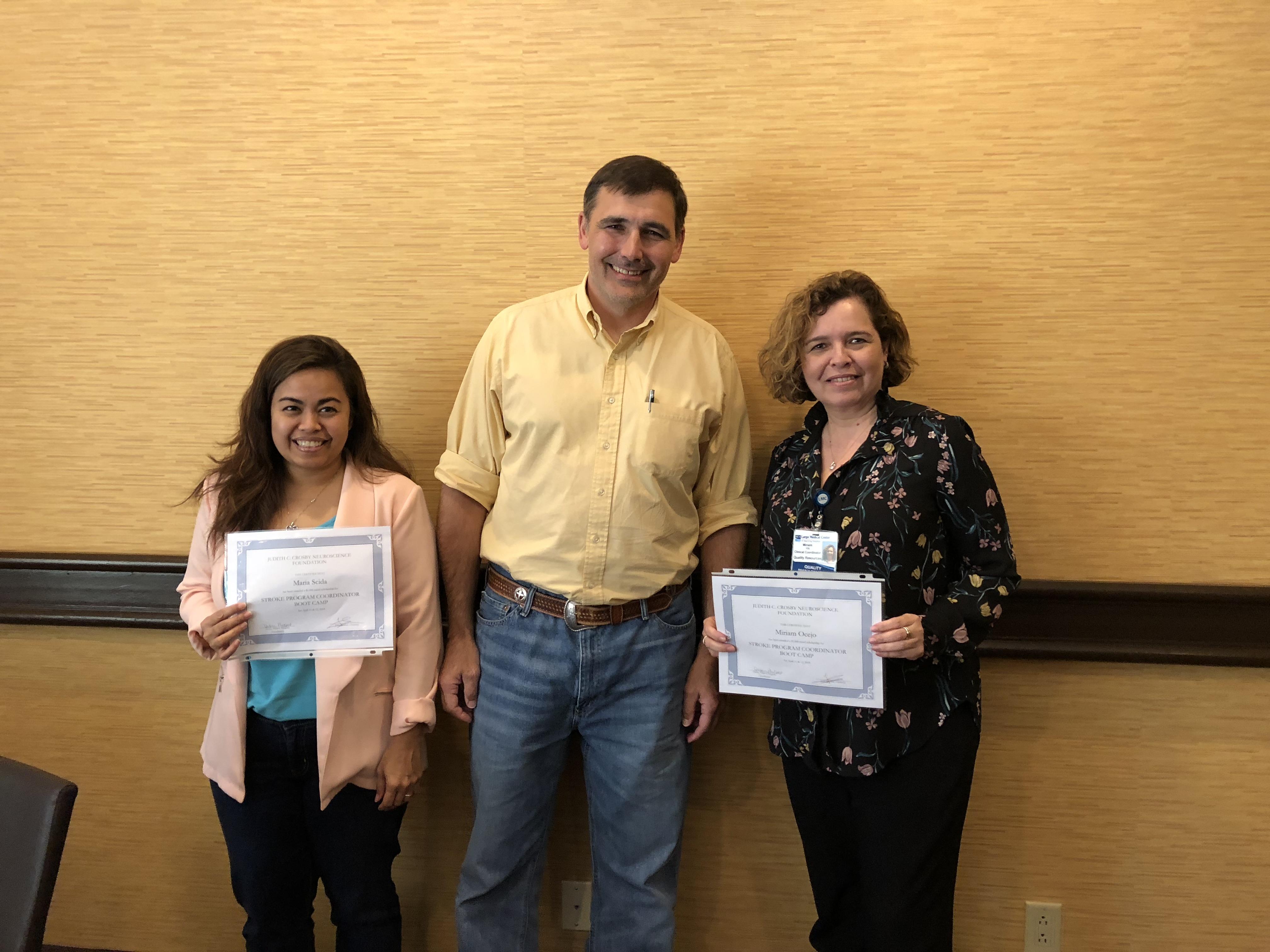 Travel Scholarship Winners