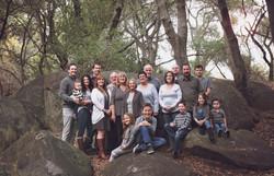 3 generations family photo.