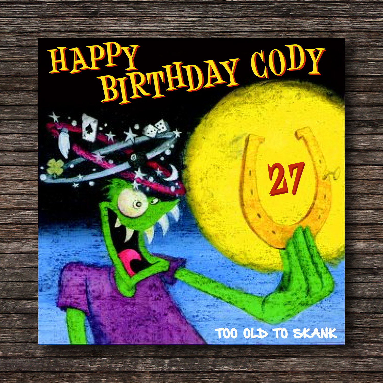 Cody 27.