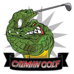 CAHS Caimans Golf Team