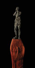 Glenn Morris - Iron figures