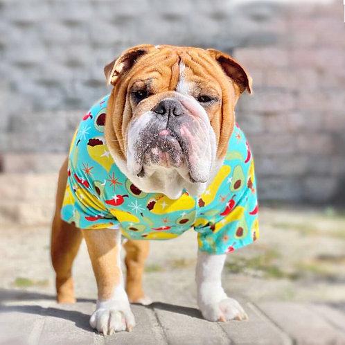 Lets TACO 'Bout it  Dog Shirt