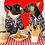 Thumbnail: Love Dog Hoodie