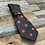 Thumbnail: Black and Red Polka Dot Neck Tie