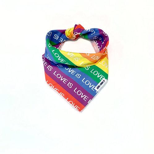 Love is Love Bandana