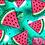 Thumbnail: You're One in a Melon Mesh Dog Shirt