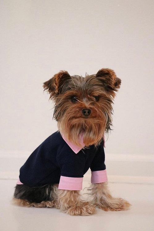 Preppy Sweater - Pink