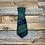 Thumbnail: Green Navy Tartan Plaid Neck Tie
