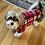 Thumbnail: Red Tartan Dog Shirt and Adult Pajamas