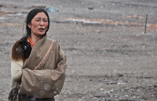 Wind - Amne Machin, Qinghai