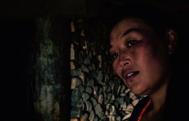 Drolma from Litang welcomed a team of us to her home for fire and tea...the utter essentials. Thirteen years have turned her into a woman who hasn't forgotten the importance of knowing why her lands and traditions are important.