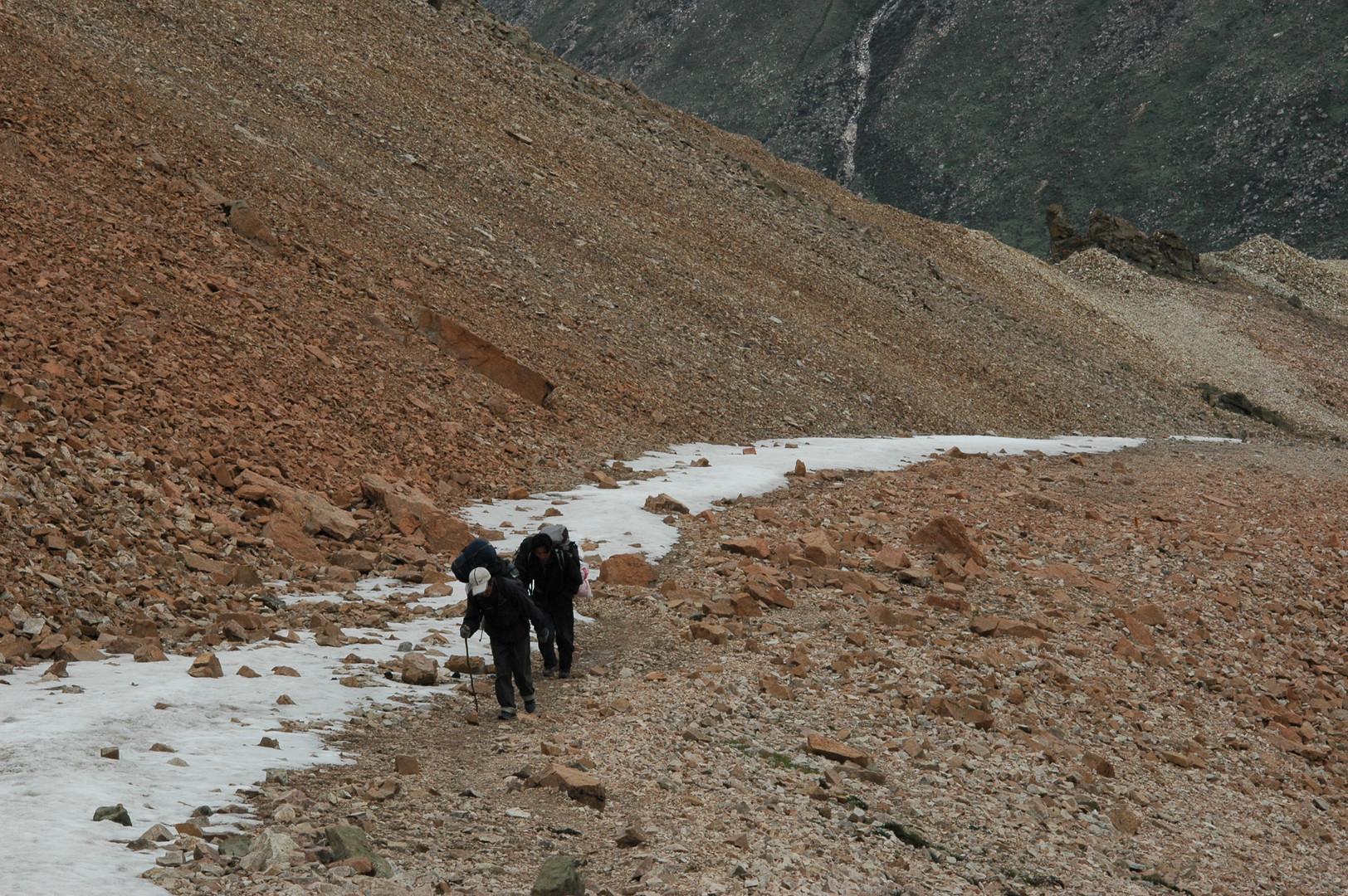 Tro La Pass - Tibet
