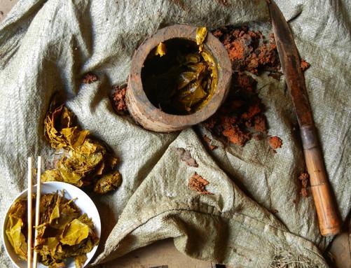 Am Mem - Bulang Tradition, Yunnan