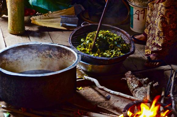 The Prep for Sour Tea - Yunnan