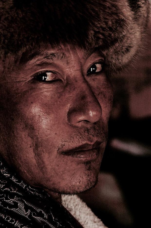 Afternoon Light - Qinghai/Amdo