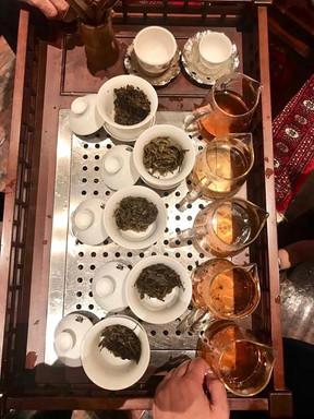 Tea Table Times - Hong Kong