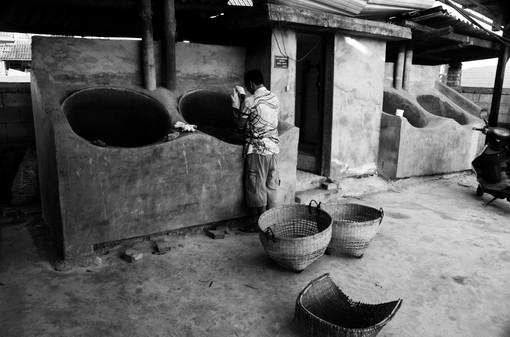 Tea Fryers - He Kai, Yunnan