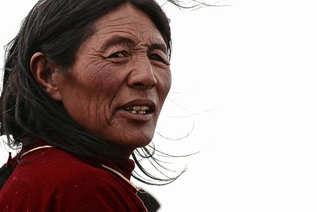 Wind - Litang, Sichuan