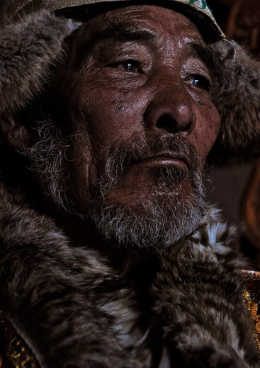 Trader - Gyalthang (Shangrila), Yunnan